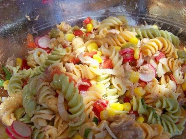 Les Meilleures Recettes de Salade de pâtes - 2