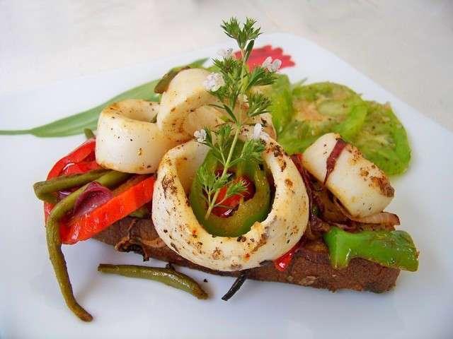 Les meilleures recettes de plancha et l gumes 4 for Legumes a la plancha