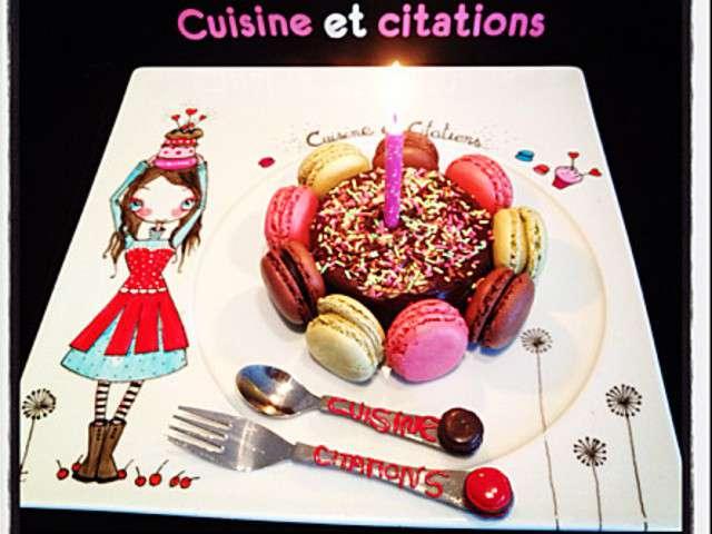 Recettes de g teaux et macarons 6 for Tout les cuisine