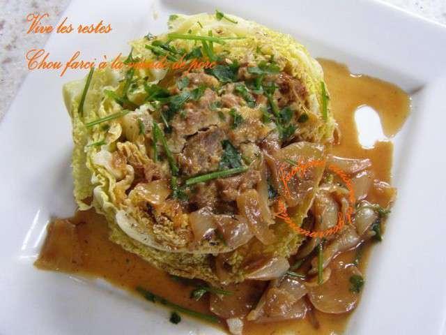 Recettes de chou vert et poulet - Cuisine et gourmandise ...