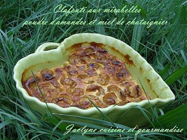 Recettes de mirabelle et clafoutis 6 - Cuisine et gourmandise ...