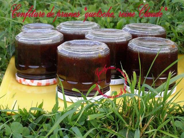 Recettes de prunes de cuisine et gourmandise - Cuisine et gourmandise ...