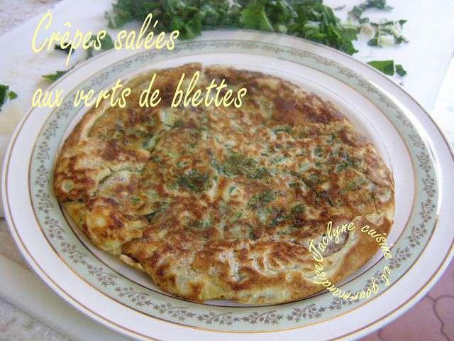 Recettes de cr pes sal es 2 - Cuisine et gourmandise ...