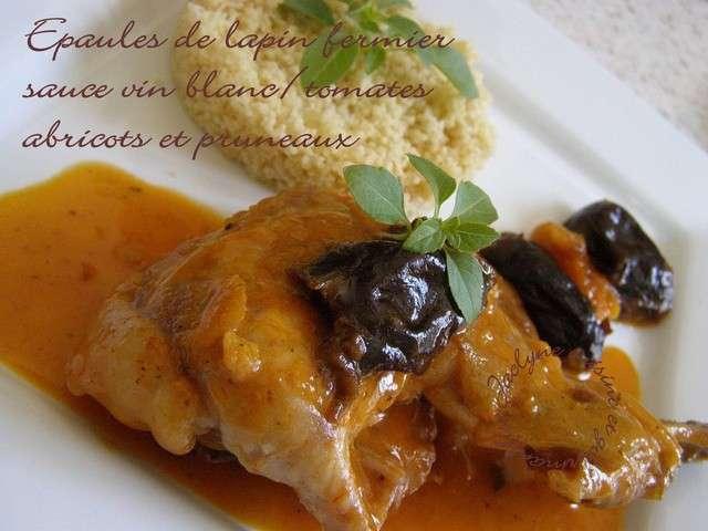 Recettes de vin et lapin 2 - Cuisine et gourmandise ...