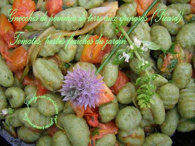 Recettes de gnocchi et pomme de terre 3 - Cuisine et gourmandise ...