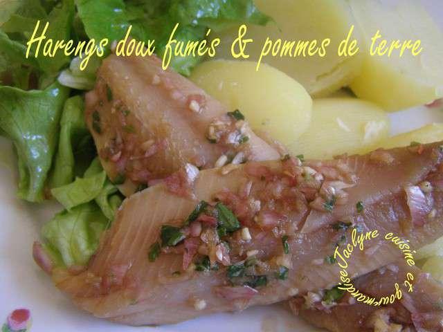 Recettes de hareng de cuisine et gourmandise - Cuisine et gourmandise ...