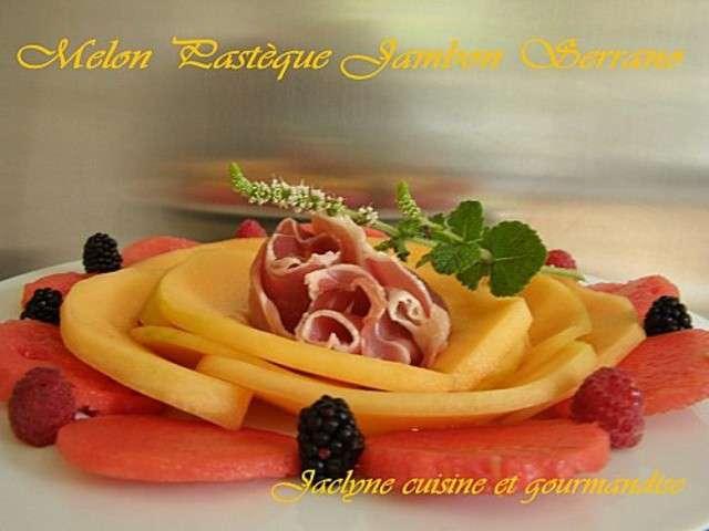 Les meilleures recettes de melon et past que - Comment faire grossir les melons ...