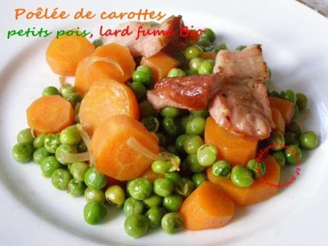 Recettes de lard fum de cuisine et gourmandise - Cuisine et gourmandise ...