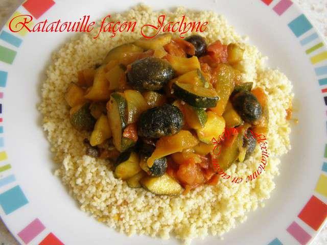 Recettes de cook o et ratatouille - Cuisine et gourmandise ...