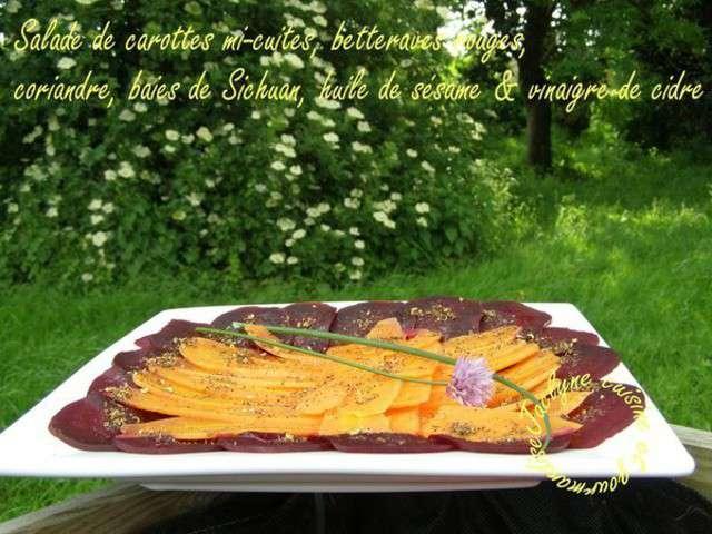 Recettes de betteraves rouges de cuisine et gourmandise - Cuisine et gourmandise ...