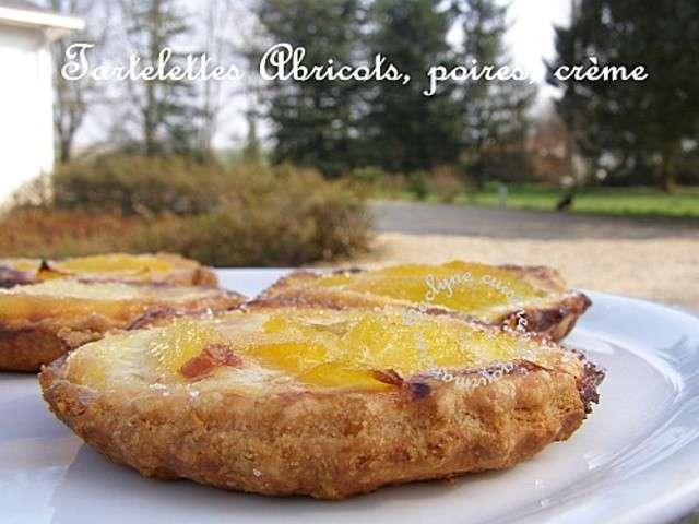 Recettes de tartelette et abricot 6 - Cuisine et gourmandise ...