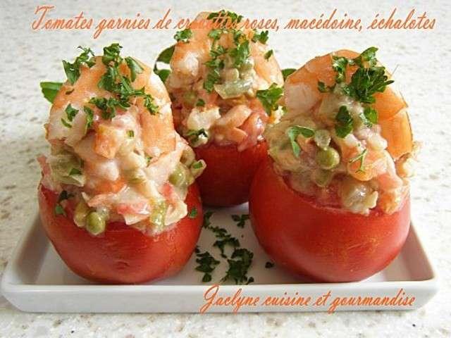 Recettes de l gumes et crevettes 15 - Cuisine et gourmandise ...