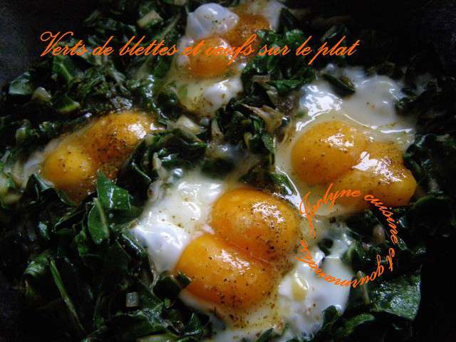 Recettes d 39 ufs de cuisine et gourmandise - Cuisine et gourmandise ...