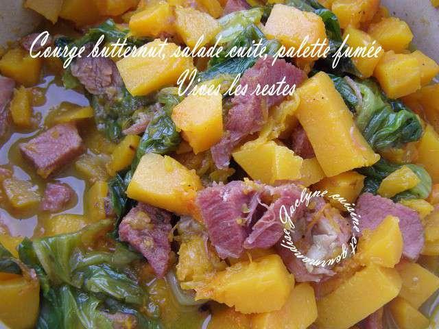 Recettes de courge butternut 11 - Cuisine et gourmandise ...