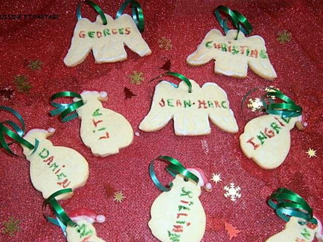 Recettes de biscuit marque place de noel - Marque place de noel a faire soi meme ...