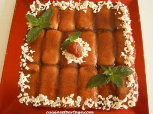 Recettes de g teau sans cuisson et biscuits - Cuisson des pleurotes recette de cuisine ...