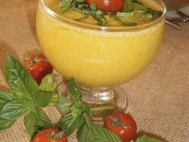 Recettes de tomates jaunes - Blog cuisine rapide et facile ...