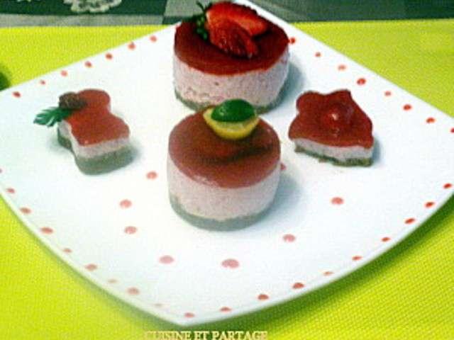 Recettes de dessert sans cuisson for Atelier cuisine sans cuisson