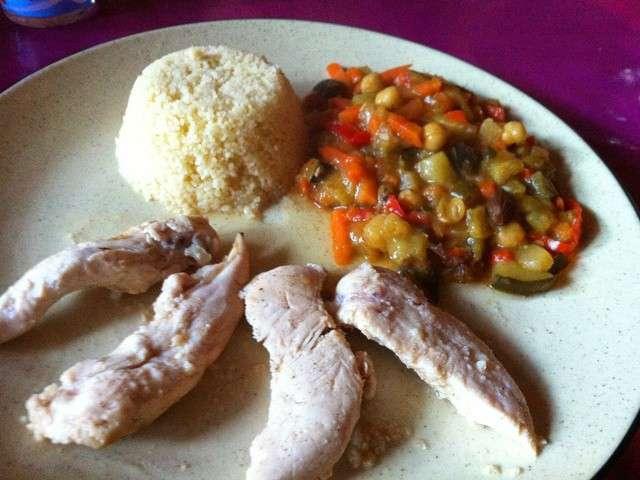 recettes de poulet de cuisine facile et rapide
