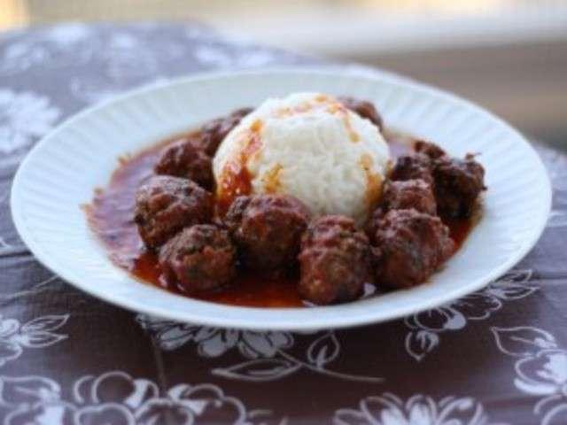 Recettes de boulettes de viande de cuisine grecque fr for Cuisine grecque