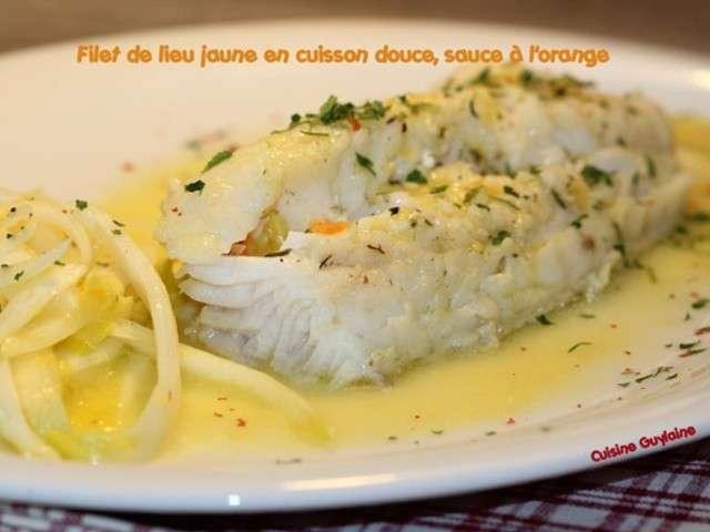 Les meilleures recettes de lieu et sauces - Comment cuisiner le lieu jaune ...