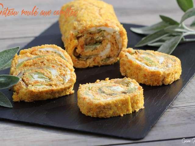 Recettes de carottes de cuisine guylaine la suite - Recette gateau aux carottes ...