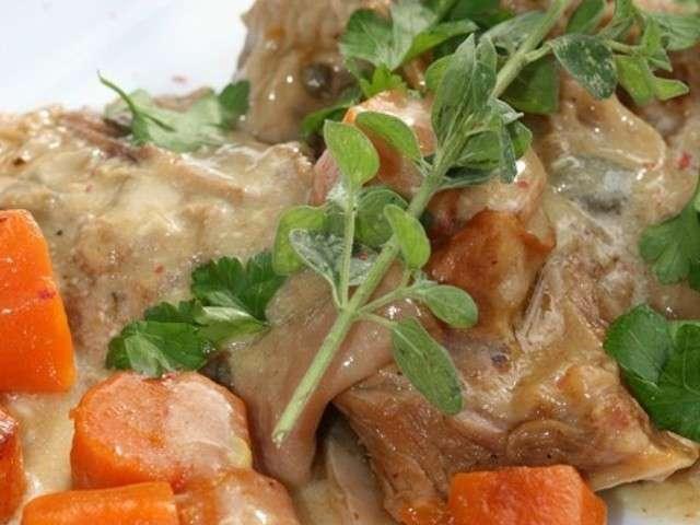 Recettes de blanquette de veau 20 - Cuisine blanquette de veau ...