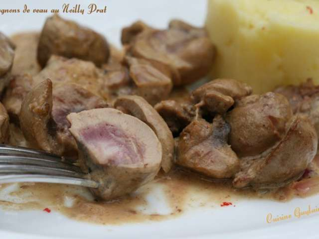 Les meilleures recettes de veau de cuisine guylaine - Cuisiner rognons de veau ...