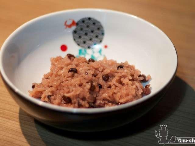 recettes de riz rouge de cuisine japonaise yum cha. Black Bedroom Furniture Sets. Home Design Ideas