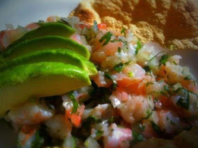 Les meilleures recettes de salades de cuisine maison comme for Entrees froides festives