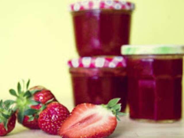Recettes de cuisine inratable de cuisine maison comme - Confiture de fraises maison ...