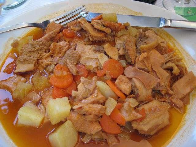 Recettes de gras double de cuisine maison comme autrefois - Tripes a la lyonnaise ...