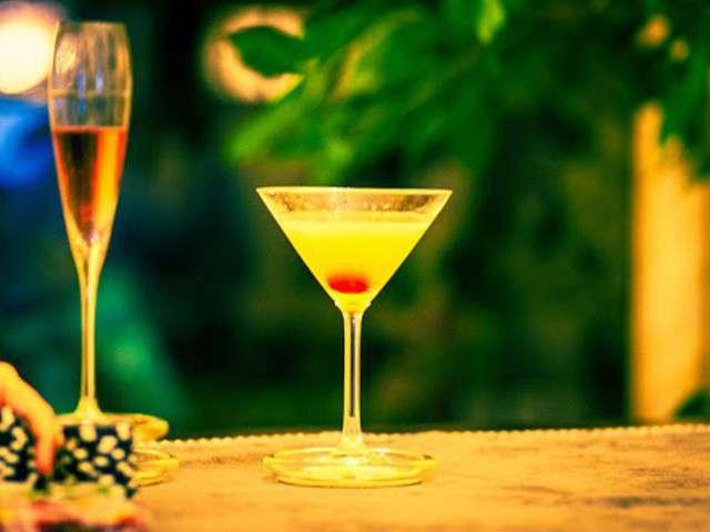 Recettes de punch et champagne - Cuisine au champagne ...