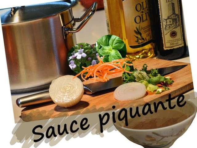 Recettes De Sauce Piquante De Cuisine Maison Comme Autrefois