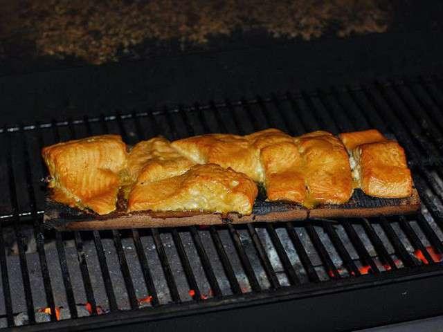 Recettes de sauce moutarde et plancha - Sauce pour saumon grille barbecue ...