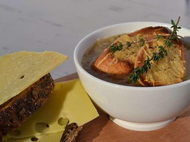 Recettes de grand m re et soupe - Soupe de legume maison ...