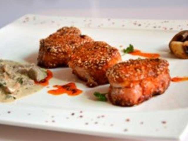 Recettes de filet mignon de porc de cuisine maison - Cuisine filet mignon de porc ...