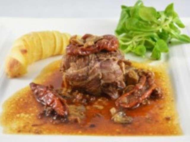 Recettes de paupiettes de cuisine maison - Cuisine paupiette de veau ...