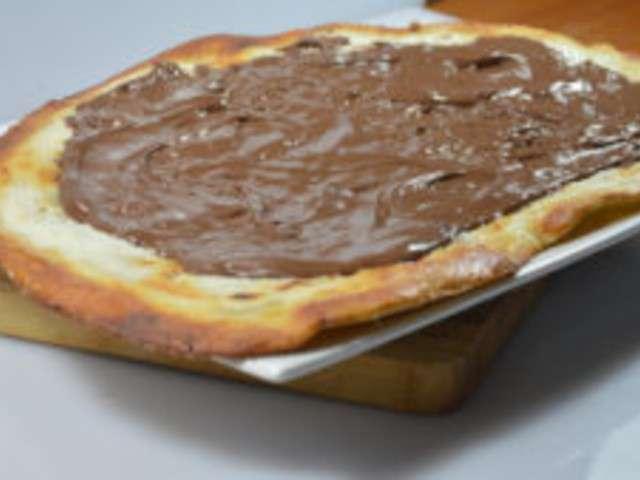 Recettes de pizza de cuisine maison - Nutella maison cuisine futee ...