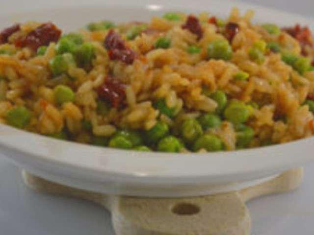 Recettes de petits pois de cuisine maison for Petit pois cuisine