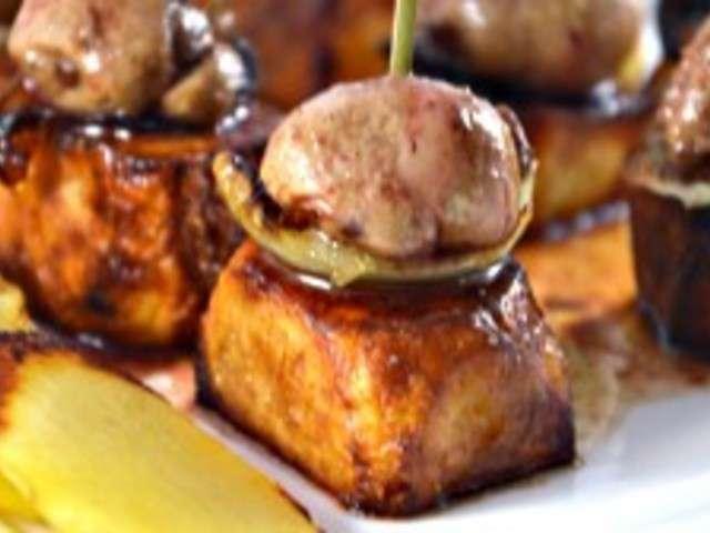 Recettes d 39 ap ro de cuisine maison - Cuisiner rognons de veau ...