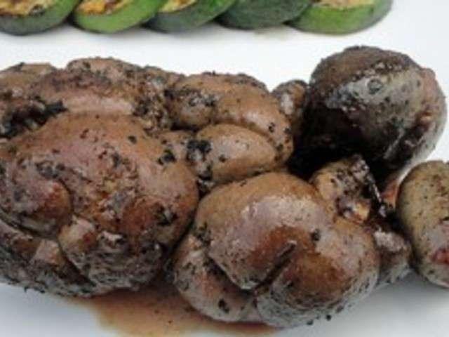 Recettes de veau au barbecue - Cuisiner rognons de veau ...
