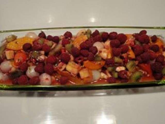 Les meilleures recettes de salades et salade de fruits 8 - Salade de fruits maison ...