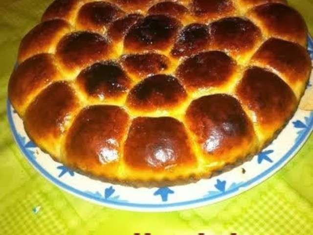 Recettes de brioches de cuisine marocaine revisitee - Les modeles des cuisines marocaines ...