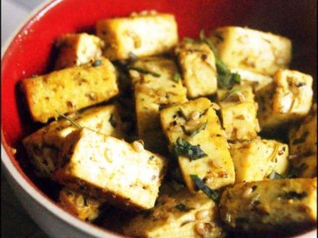 les meilleures recettes de tofu grillé