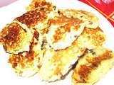 Russian Apple Blinis – Pancakes