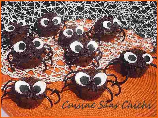 Recettes de halloween de cuisine sans chichi pagescuisine - Recette halloween horrible ...