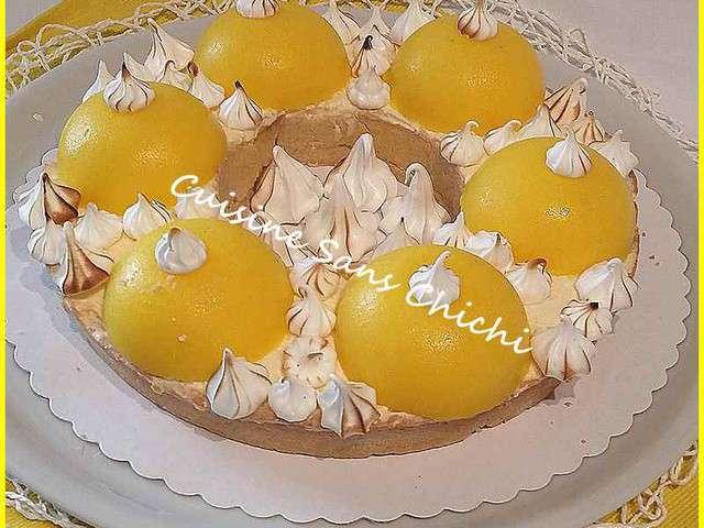 Recettes de tarte au citron de cuisine sans chichi pagescuisine - Recette tarte au citron sans meringue ...