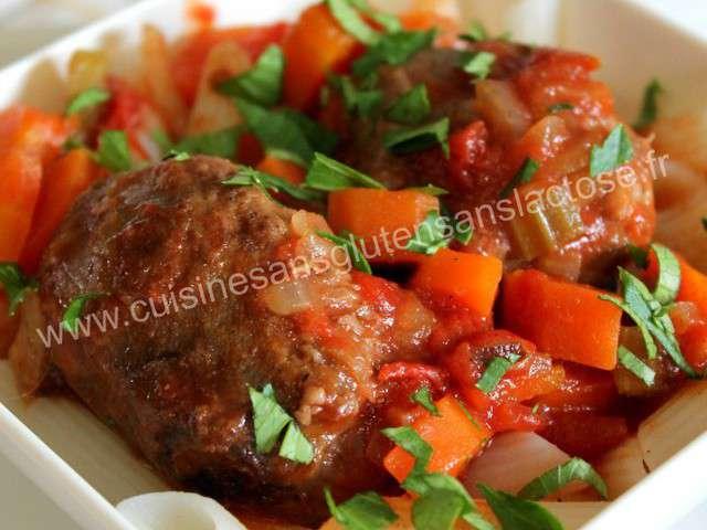 Recettes de joue de porc de cuisine sans gluten et sans - Cuisine italienne osso bucco ...