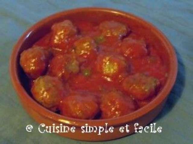Recettes de tapas et viande hach e - Blog recette de cuisine simple ...